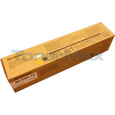 SHARP MX-6240N TONER CARTRIDGE YELLOW
